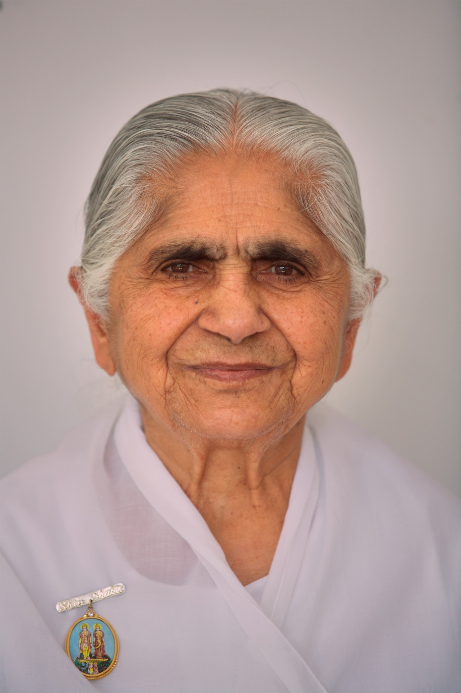 Dadi janki portrait 1 taken Oct 2007 small